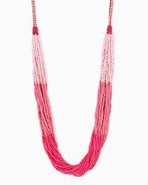 Charming charlie Coastal Colorblock Necklace