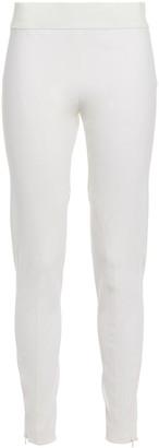 Stella McCartney Heather Cotton-blend Leggings