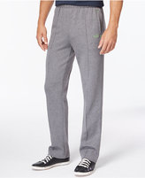 HUGO BOSS Green Men's Hainy Elastic-Waist Sweatpants