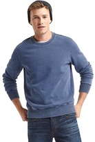 Gap Indigo pullover sweatshirt