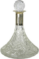 One Kings Lane Vintage Grand Crystal Decanter