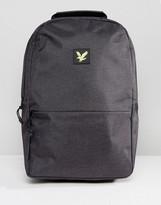 Lyle & Scott Sports Backpack In Black