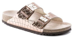 Birkenstock Arizona Mf Gator Gleam Copper - 36 (UK 3)