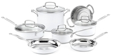 Cuisinart Chef's Classic Color Series Cookware Set (11 PC)