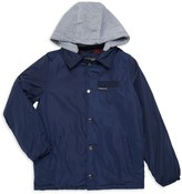Members Only Boy's Hooded Jacket
