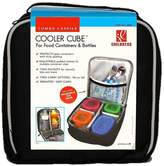 J L Childress Cooler Cube Food and Bottle Bag