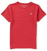 True Religion Big Boys 8-20 Short-Sleeve Logo Tee