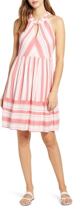 Gibson x The Motherchic Newport Stripe Dress