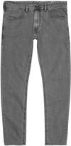 Diesel Thommer 0681d Grey Skinny Jeans