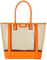 Lipsy Jelly Tote Bag In Orange