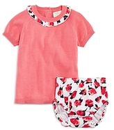 Kate Spade Girls' Sweater Dress & Bloomers Set - Baby