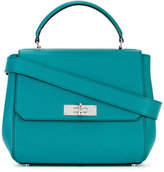 Bally flip lock shoulder bag - women - Calf Leather - One Size