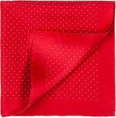 Thomas Pink Polka Dot Pocket Square