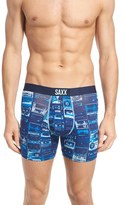 Saxx Men's Vibe Stretch Boxer Briefs