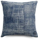 Distinctly Home Frayed Square Accent Cushion