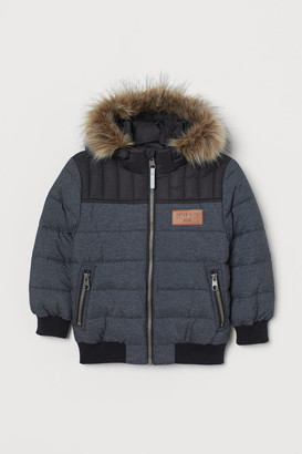 H&M Padded Jacket - Gray