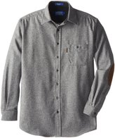 Pendleton Men's Big-Tall Trail Shirt, Grey Mix,/Tall