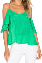 Blaque Label Ruffle Top