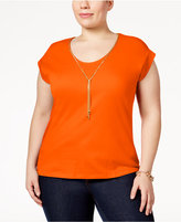 MICHAEL Michael Kors Size Necklace Top