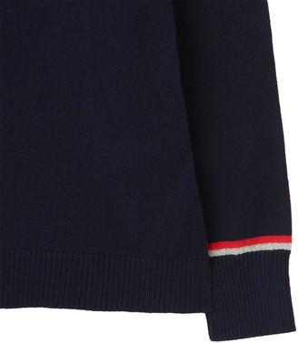 Joules Miranda Intarsia Knitted Jumper - Navy