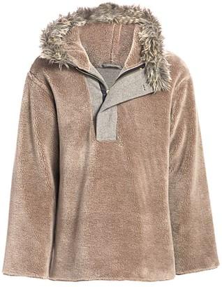 Fear Of God Faux Fur Collar Sherpa Parka