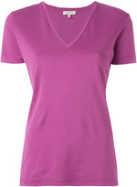Etro v-neck T-shirt - women - Cotton - 38