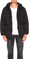 Our Legacy Puffed Parka in Was