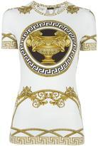 Versace La Coupe des Dieux T-shirt - women - Spandex/Elastane/Viscose - 40