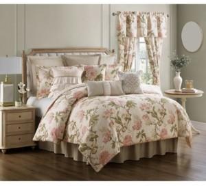 Rose Tree Mariella 4 Piece Comforter Set, Queen Bedding