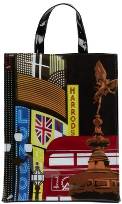 Harrods Medium Piccadilly Shopper Bag