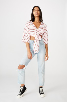 Cotton On Jude Kimono Sleeve Top