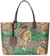 Gucci Bengal GG Supreme tote - men - Canvas/Leather/Microfibre - One Size