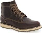 Timberland 'Britton Hill' Plain Toe Boot (Men)