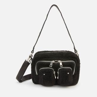 Nunoo Women's Ellie Teddy Cross Body Bag - Black