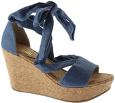 Kenneth Cole Reaction Women's Sole Rise Platform Wedge Sandal