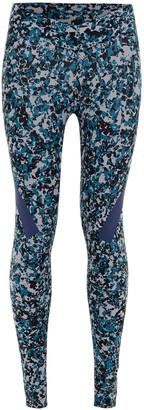adidas by Stella McCartney Alphaskin Printed Stretch Leggings