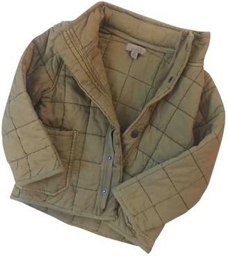 Stella McCartney Stella Mc Cartney Khaki Cotton Jackets & Coats