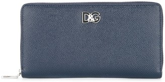 Dolce & Gabbana Zip Wallet