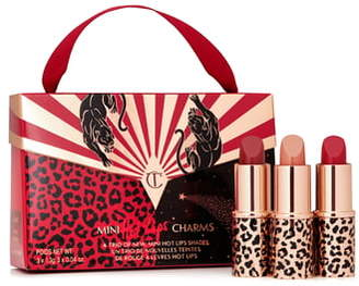 Charlotte Tilbury Mini Hot Lips Charms Lipstick Set