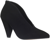 Carvela Andrew Cone Heeled Ankle Boots, Black