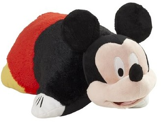 Disney Mickey Mouse Plush Indoor/Outdoor Chenille Throw Pillow Pillow Pets