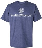 Smith & Wesson Men's Stacked Logo SS T-shirt-xxl