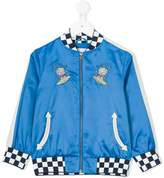 Stella McCartney Eastwood bomber jacket