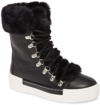 Cecelia New York Faux Fur Boot