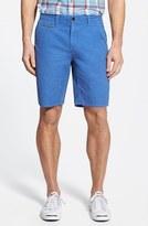 Timberland Men's 'Canobie Lake' Straight Leg Selvedge Canvas Workwear Shorts