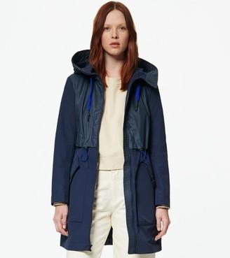 Marc New York   Final Sale Shippan Hooded Rain Parka