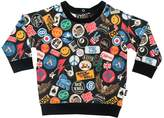 Rock Your Baby Baby Boy's Vintage Patches Pullover
