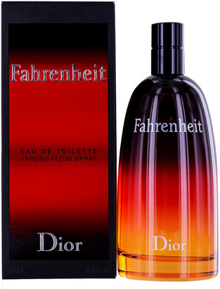 Christian Dior Men's Fahrenheit 6.8Oz Eau De Toilette Spray