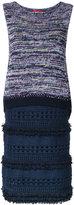 Coohem knitted sleeveless dress - women - Cotton/Linen/Flax/Acrylic/Polyester - 36