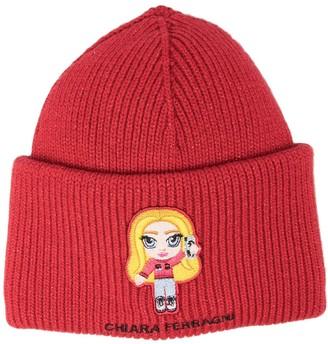 Chiara Ferragni Chiara ribbed-knit beanie